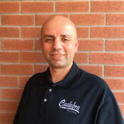 Ahmad Al-Shaka, Cadabra Solutions managing director